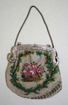 Purse | French | The Met