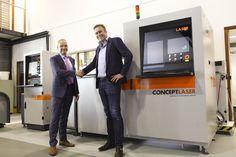 De Blok Groep gaat metaalproducten voor klanten 3D printen - http://visionandrobotics.nl/2015/06/10/de-blok-groep-gaat-metaalproducten-voor-klanten-3d-printen/