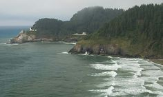 Heceta head light house and beach - my favorite!