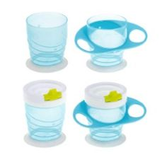 www.brothermax.com Easy-hold first cup. Close-&-go sipper spout. Wrap-around handles. Easy-flow drinking spout. Four ways to use. BPA Free.