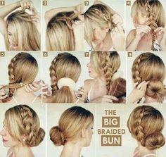 The big braided bun