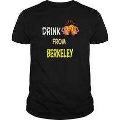 Drink Beer from Berkeley