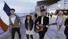 Pete Doherty expresa su amor por Francia en el video de una nueva melodía