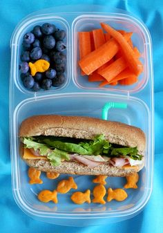 10 Back-to-School Lunch Box Ideas - Somewhat Simple