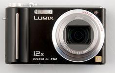 Panasonic TZ7 (2007) : fin de vie après 25 000 images. Bravo !