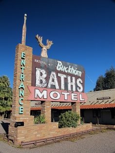 Buckhorn Baths, Mesa, AZ by Dean Jeffrey, via Flickr