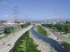 Guys Who Paved the LA River Now Working on Opening It Up