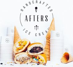 Afters Ice Cream - home of the milky bun