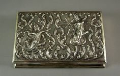Siam Sterling Silver Presentation Box // by Successionary on Etsy, $639.99