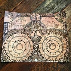 Custom Astrological Charts by AquarianAlchemy on Etsy