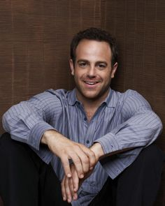 Paul Adelstein...will forever be Paul Kellerman from Prison Break,but I love him on Private Practice,too!
