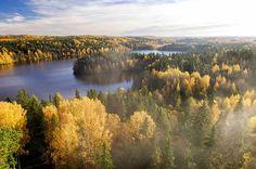 Finnland Geschichte: Von der Wikingerzeit bis heute