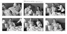 Duane Michals, la vida retratada en una secuencia