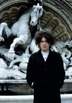 In Between Days: Robert Smith and the Cure – in pictures