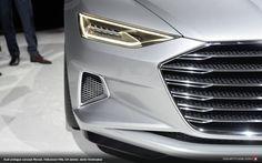 Photo Gallery: Audi prologue concept Reveal Night - Fourtitude.com
