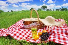 5 Can't-Miss Snacks for a Natural Picnic