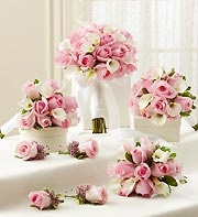 Pink and White Wedding Flowers | Pink and White Flowers for a Wedding | 1-800-FLOWERS.COM-11971