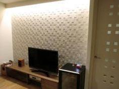 リビング エコカラット施工後 ※ Helpful Hints, Flat Screen, Living Room, Home Decor, Blood Plasma, Useful Tips, Decoration Home, Room Decor, Flatscreen