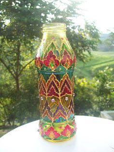 Bia Quevedo: garrafas