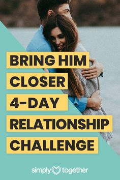Four insightful and fun activities to feel closer and more connected with your boyfriend or husband. Four insightful and fun activities to reignite the spark in your relationship and make him care again. This challenge will help you restore your love and feel closer and more connected with your boyfriend or husband. #Relationship #RelationshipTips #CoupleGoals #RelationshipStuff Relationship Challenge, Relationship Advice, Relationships, Understanding Men, Love Signs, Restore, Fun Activities, Couple Goals, Closer