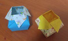 항아리상자접기.종이접기.오월의장미.origami.357