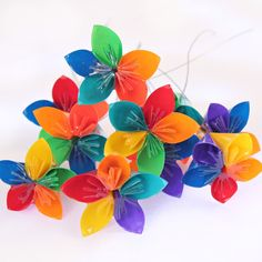 Mark Montano: Paper Flowers (That Last Forever)