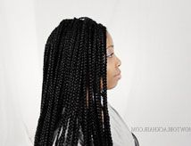 How To Do Box Braids / Singles On Natural Hair Supplies Tutorial Part 1  To do your Box Braids/Single Braids Extensions you want to make sure that the hair you buy can be used to do french braids. Use hair that you would use for long box braids. Box Braids/Single Braids Extensions are individual braids with weave and they favor box braids or single braids but they are about double the size of...  Subscribe, Its Free…