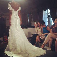 romantic back @MaggieSottero #bridalmarket