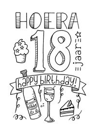 Afbeeldingsresultaat voor handlettering kaarten verjaardag Diy And Crafts, Arts And Crafts, Handwriting, Birthday Cards, Greeting Cards, Bullet Journal, Calligraphy, Doodles, Cactus