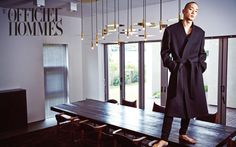Park Sung Jin - L'Officiel Hommes September Park Sung Jin, Men's Wardrobe, Harpers Bazaar, Esquire, Superman, Ulzzang, Vogue, Magazines, September