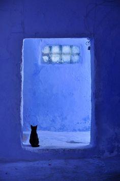 "wasbella102: "" Chefchaouen, Morocco """