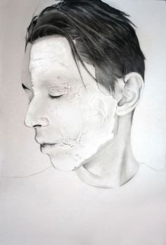 Dylan Andrews -  Charcoal Portraiture