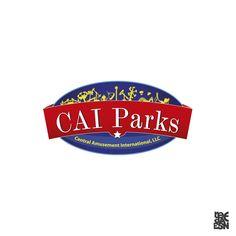 Central Amusement International #logo - 2010