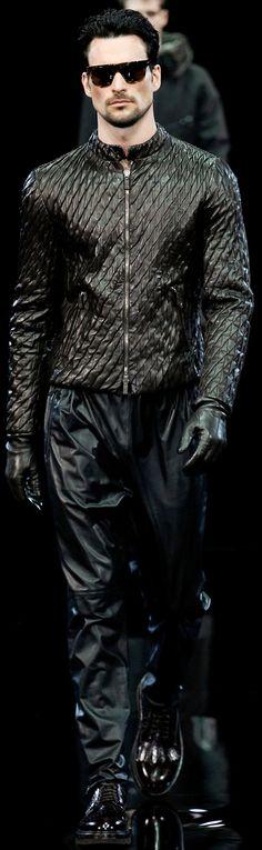 ֎ΛΜ֍ ™ Giorgio Armani Menswear Fall-Winter