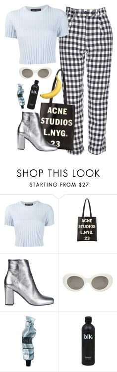 """""""228"""" by chanelandcoke ❤ liked on Polyvore featuring Proenza Schouler, Acne Studios, Yves Saint Laurent and Aesop"""