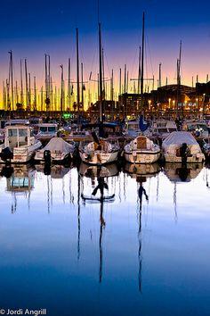 Olympic Harbor - Barcelona Catalonia - Spain