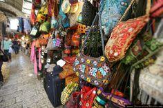 Market - Old City, Jerusalem