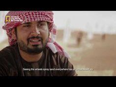 (33) Nissan introduces Desert Camel Power - the scientific measure of desert performance - YouTube