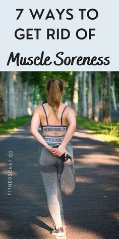 How to get sore muscle relief after a workout. These are scientifically proven muscle soreness recovery tips that actually work. Learn how to how to relieve sore muscles fast after an intense workout Gym Workout Plan For Women, At Home Workout Plan, Fit Girl Motivation, Workout Motivation, Healthy Weight Loss, Weight Loss Tips, Gym Tips For Beginners, Sore Muscle Relief, Muscle Soreness