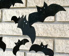 Sew Can Do: Spooky Spaces For Halloween: Bats In The Belfry Mobile Tutorial
