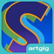 Shake-a-Phrase: Fun With Words and Sentences by Artgig Studio