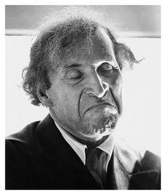 Marc Chagall, 1940 •  Roman Vishniac