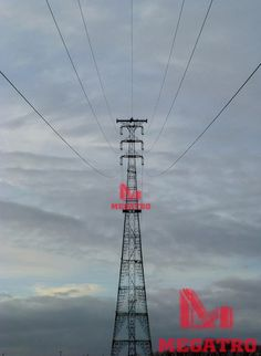 500KV CRS towers In power transmission line project, especially EHVAC and UHVAC project, some transmission line need to cross rive or mountain, these towers name cross-river towers. In our china, most of 500KV power transmission line tower often cross river, high mountain or building, the tower height more than 180 meters, overhand line span more than 500 meters.