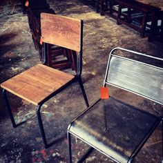 Two new style of chairs available soon