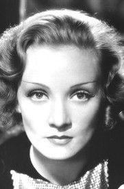 Marlene Dietrich- Bone structure.