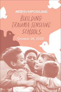 Join ASCD on October 28 for a half-day symposium on trauma and social-emotional learning. Social Emotional Learning, Professional Development, Trauma, October, Join, Classroom, Teaching, Education, School