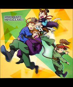 「忍たまとめ四の段」/「かぎお」の漫画 [pixiv] Ninja, Comic Books, Comics, Fictional Characters, Comic Book, Comic Book, Comic, Cartoons, Comic Art