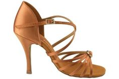 Freed SOPHIA ULTRA SLIM Ladies Latin Sandal | Strictly Ballroom Shoes | For the Latest in Online Ballroom Shoes