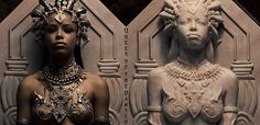 Queen of the Damned ~ Aaliyah as Queen Akasha Lestat And Louis, Werewolf Hunter, Black Vampire, Queen Of The Damned, Gothic Culture, Pop Culture, Aaliyah Haughton, Black Love Art, Vampires And Werewolves