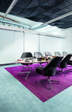 Pair Visual Code collection with Drawn Lines LVT. Art Furniture, Commercial Carpet Tiles, Architecture Concept Drawings, Corporate Office Design, Healthcare Design, Carpet Styles, Bedroom Carpet, Modern Carpet, Creative Decor